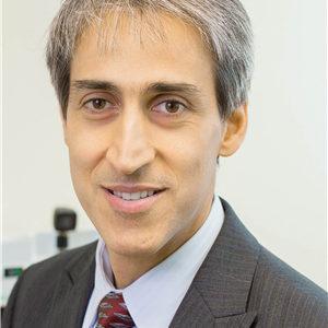 Shahab Mehdizadeh, M.D., M.A.